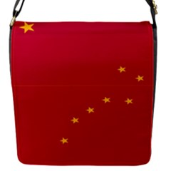 Alaska Star Red Yellow Flap Covers (s)  by Jojostore
