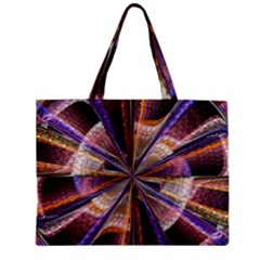 Background Image With Wheel Of Fortune Zipper Mini Tote Bag by Nexatart