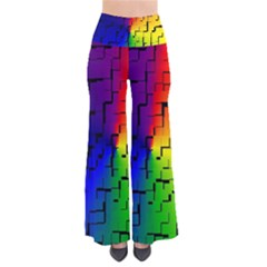 A Creative Colorful Background Pants by Nexatart