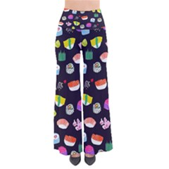 Japanese Food Sushi Fish Pants by Mariart
