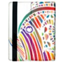 Colorful Fish Animals Rainbow Samsung Galaxy Tab 10.1  P7500 Flip Case View2