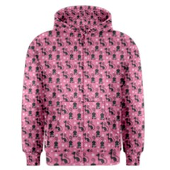 Cute Cats I Men s Zipper Hoodie