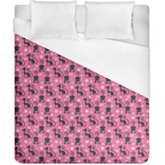 Cute Cats I Duvet Cover (california King Size)