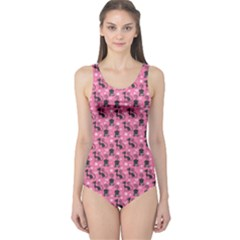 Cute Cats I One Piece Swimsuit
