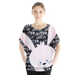 Easter Bunny  Blouse by Valentinaart