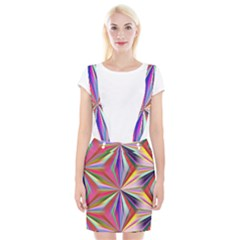 Star A Completely Seamless Tile Able Design Suspender Skirt by Nexatart