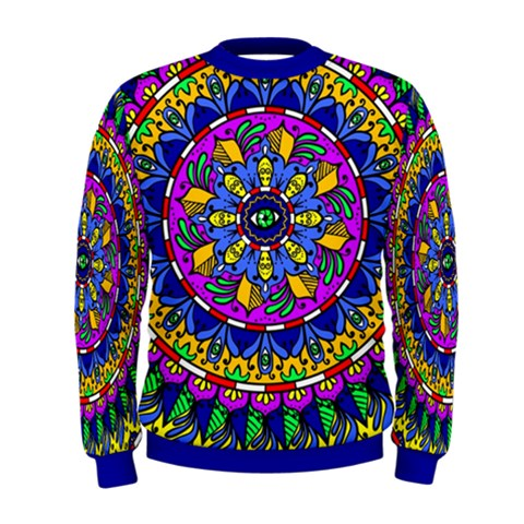 Vivid Men's Sweatshirt