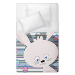 Easter Bunny  Duvet Cover (single Size) by Valentinaart