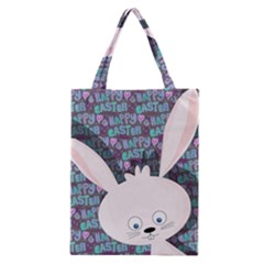 Easter Bunny  Classic Tote Bag by Valentinaart