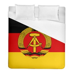 Flag Of East Germany Duvet Cover (full/ Double Size) by abbeyz71