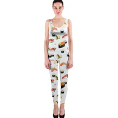 Sushi Lover Onepiece Catsuit by tarastyle