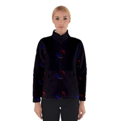 Tranquil Abstract Pattern Winterwear by Nexatart