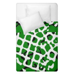 Abstract Clutter Duvet Cover Double Side (single Size) by Nexatart