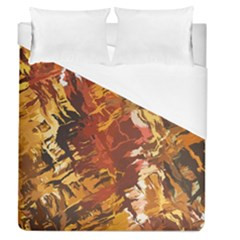 Abstraction Abstract Pattern Duvet Cover (queen Size) by Nexatart