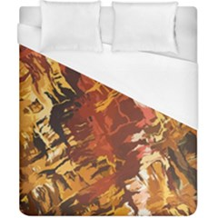 Abstraction Abstract Pattern Duvet Cover (california King Size) by Nexatart