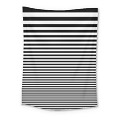 Black White Line Medium Tapestry by Mariart
