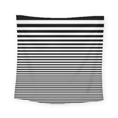 Black White Line Square Tapestry (small) by Mariart
