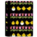 Easter - chick and tulips Samsung Galaxy Tab 10.1  P7500 Flip Case View2