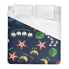 Origami Flower Floral Star Leaf Duvet Cover (full/ Double Size)
