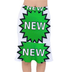 New Icon Sign Mermaid Skirt