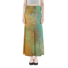 The Waterfall Maxi Skirts by digitaldivadesigns