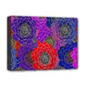 Colorful Background Of Multi Color Floral Pattern Deluxe Canvas 16  x 12   View1