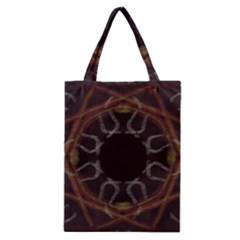 Digitally Created Seamless Pattern Classic Tote Bag by Nexatart