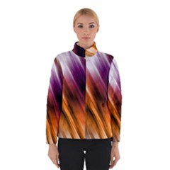 Colourful Grunge Stripe Background Winterwear