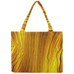 Light Doodle Pattern Background Wallpaper Mini Tote Bag by Nexatart