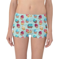 Cup Cakes Party Reversible Bikini Bottoms