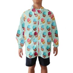 Cup Cakes Party Wind Breaker (kids) by tarastyle