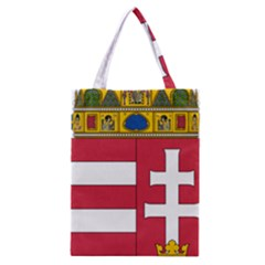 Coat Of Arms Of Hungary Classic Tote Bag by abbeyz71