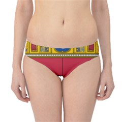Coat Of Arms Of Hungary  Hipster Bikini Bottoms by abbeyz71