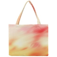 Background Abstract Texture Pattern Mini Tote Bag by Nexatart