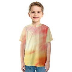 Background Abstract Texture Pattern Kids  Sport Mesh Tee