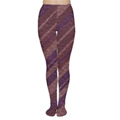 Stripes Course Texture Background Women s Tights by Nexatart