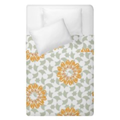 Stamping Pattern Fashion Background Duvet Cover Double Side (single Size) by Nexatart