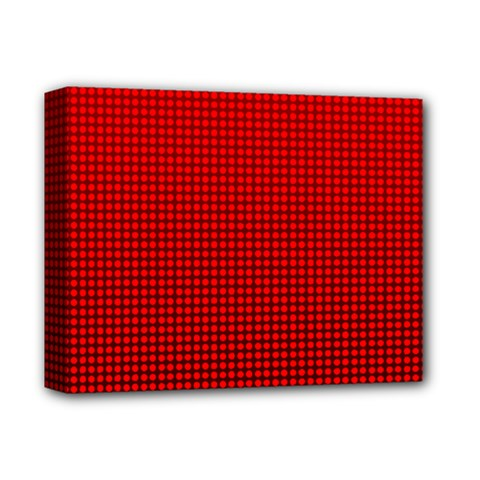 Redc Deluxe Canvas 14  X 11  by PhotoNOLA