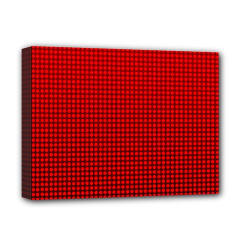 Redc Deluxe Canvas 16  X 12   by PhotoNOLA