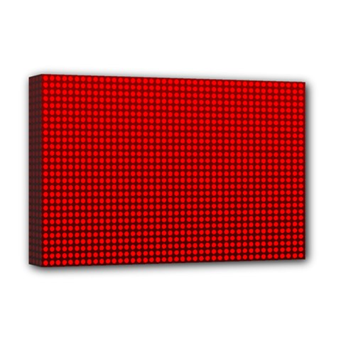Redc Deluxe Canvas 18  X 12   by PhotoNOLA