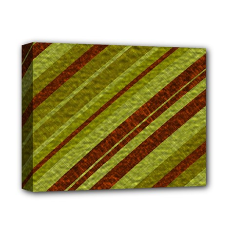 Stripes Course Texture Background Deluxe Canvas 14  X 11  by Nexatart