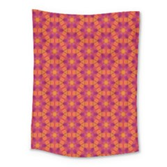 Pattern Abstract Floral Bright Medium Tapestry