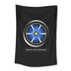 Power Core Small Tapestry