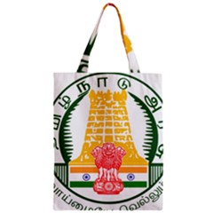Seal Of Indian State Of Tamil Nadu  Classic Tote Bag