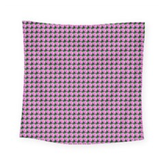 Pattern Grid Background Square Tapestry (small) by Nexatart