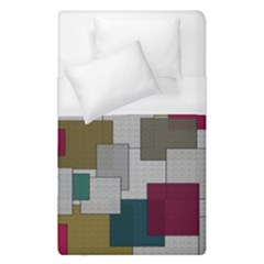 Decor Painting Design Texture Duvet Cover (single Size) by Nexatart