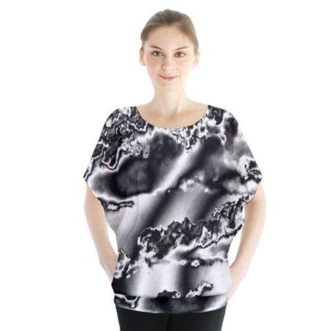 Sky Pattern Blouse by Valentinaart