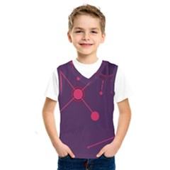 Abstract Lines Radiate Planets Web Kids  Sportswear