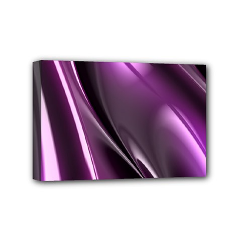 Fractal Mathematics Abstract Mini Canvas 6  X 4  by Nexatart