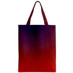 Course Colorful Pattern Abstract Zipper Classic Tote Bag by Nexatart